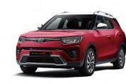 쌍용자동차, 2021 티볼리 에어 사전계약 시작